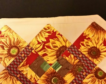 Sunflower Placemat Set of 4