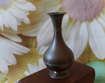 Vintage Beautiful Copper Vase