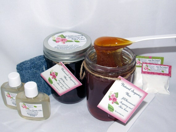 Sugaring Wax Hair Removal for Thinner Hair 16 Oz
