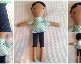 Rag Doll- 'Alex'