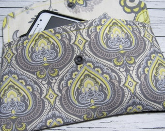 iPhone Clutch Wallet,  Smartphone Wallet Clutch, Womens Fabric Clutch Wallet, iPhone Clutch, Cell Phone Clutch, Cell Phone Holder