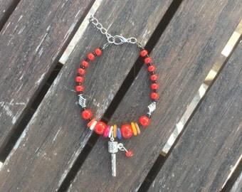 Tibetan silver bracelets