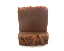 Sedona Red Mud, clay soap, mud soap, handmade soap, sedona clay soap, sedona mud soap, detox soap, coconut milk soap, exfoliating soap, soap