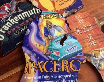 Michigan Craft Beer Coasters