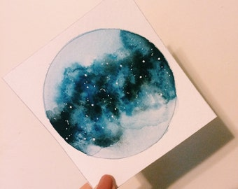 Mini Space Painting A