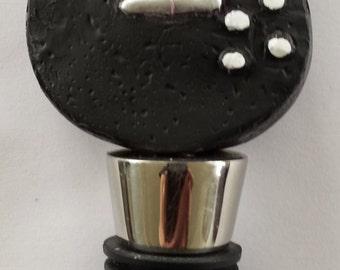 Guitar bottle stopper Gibson Les Paul