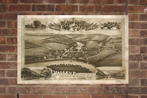 Valley forge vintage tijeras