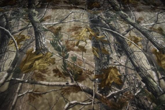 Realtree Ap Poly Micro Fleece Anti Pill Hunting Camouflage