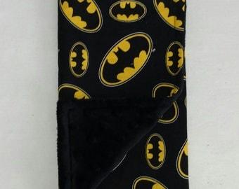 Batman Burp Cloth