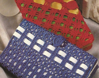 Book Covers Crochet Pattern Paperback Size Reading Accessory P-063