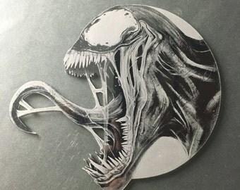Venom Engraving