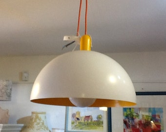1960's retro lamp shade