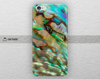 Abalone- iphone 6S case  iphone 7 plus case, iphone 6 case, iphone 6 plus case, iphone SE case, iphone 5 case Galaxy note 5, iPhone 7 case