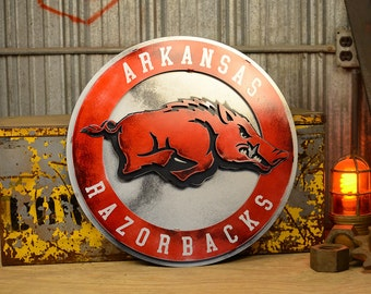 University of Arkansas Crest