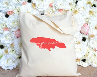 Jamaica Destination Wedding Welcome Bag
