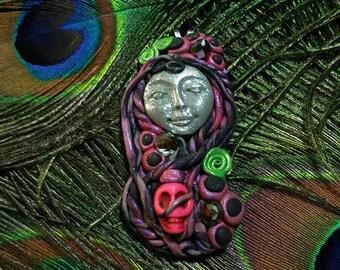 Goddess pendant Goddess necklace