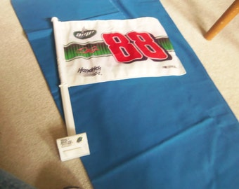 Dale Earnhardt Jr flag