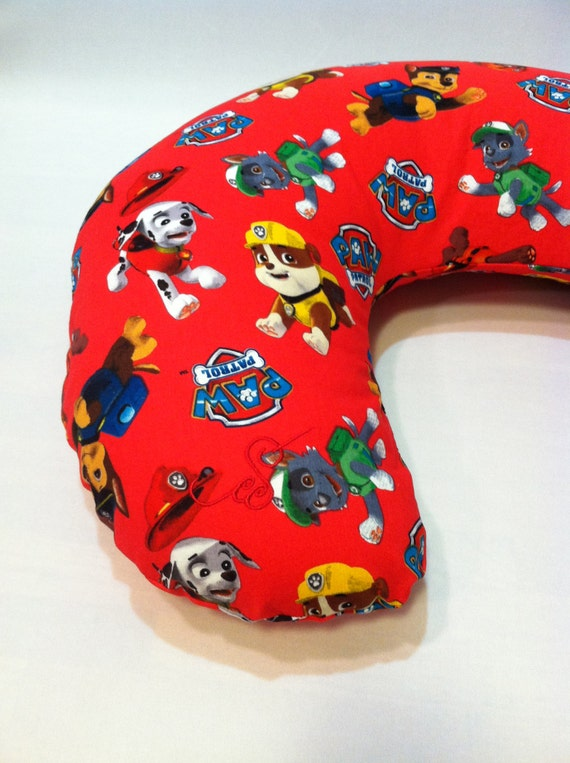 Paw Patrol Nursing Pillow Cover Boppy Cover By