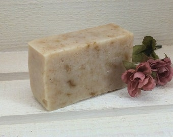 Coming up Roses Handmade Vegan Soap 4 oz