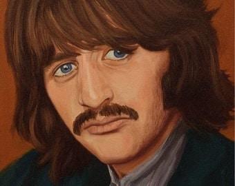 Prints of Ringo Starr