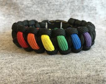 LGBTQ Pride Bracelet
