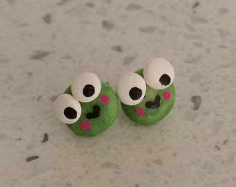 Keroppi Earrings