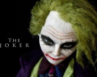 The Joker Dark Knight version - Ever After High repaint