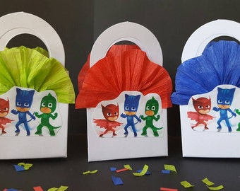 PJ Mask Mini party favor