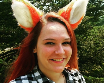 Extra Large Kitsune Ears