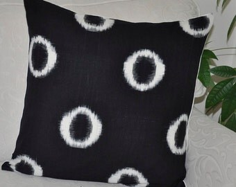 Ikat Cushion