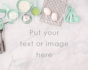 Styled Stock Photography / Baking Styled / Product Background / Mock Up / Header Image / Blog Header / JPEG Digital Image / StockStyle-570
