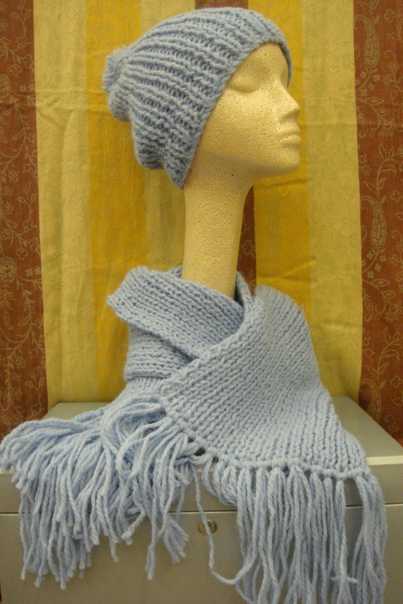 Knitting Patterns For Unusual Scarves : knitting scarf knitting hat hand made unique kittening