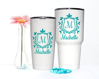Yeti Cup Decal Etsy - Stickers for yeti cups