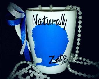Naturally Zeta Mug
