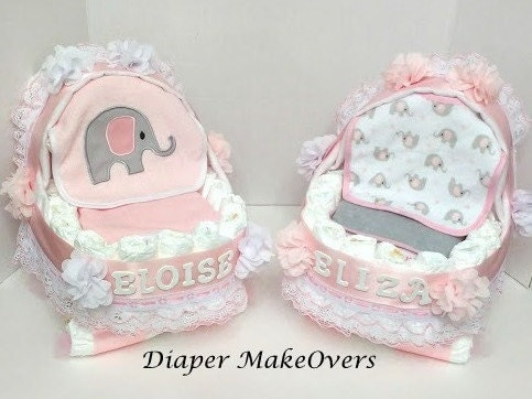 Baby shower gift ideas for twin girls