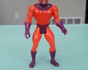 Secret Wars Magneto Action Figure Mattel 1984 Free Shipping