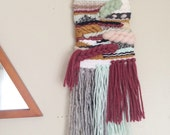 SALE woven wall hanging [mini]