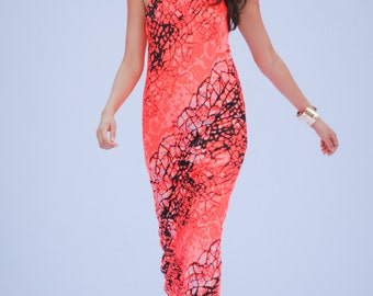 Low Back Beach Dress