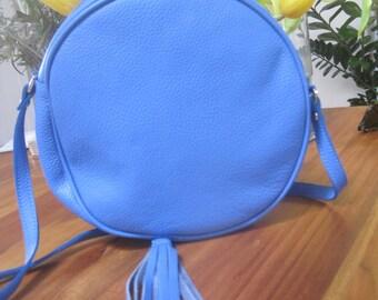 Tamburello Leather bag