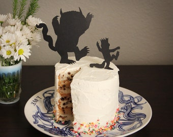Where the Wild Things Are, Cake Topper