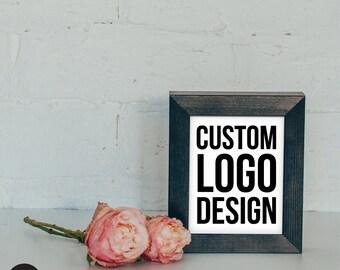Custom Logo Design - Premium Package