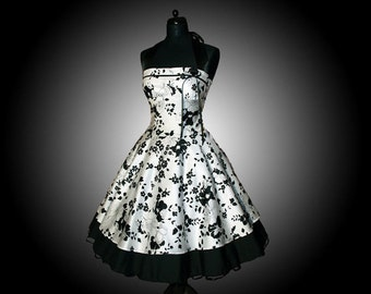 50s dress, petticoat