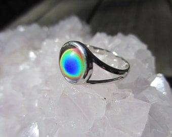unique mood ring related items etsy