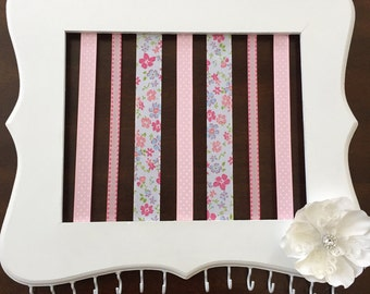 Headband / bow holder frame
