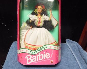 Fantastica Barbie Doll Limited Edition