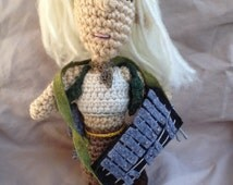 Doll Weapon Instrument, Medieval Fantasy Weapon, Extra Weapon