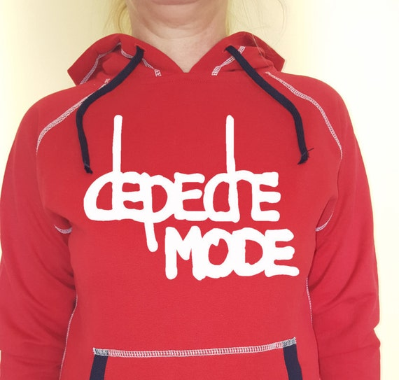Depeche mode hoodie