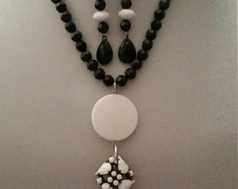 "Just Jewels Designs ""Black Drop""! Simply stunning!"