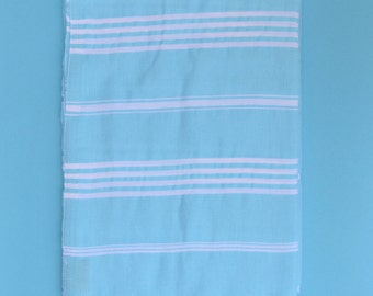 Celesto- Striped Hammam Towel made from 100% Turkish Cotton, OEKO-TEX Certified