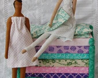 princess and the pea doll